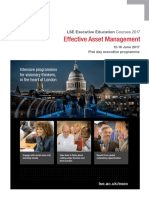 2017 Asset Management
