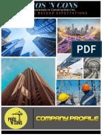 CompanyListA F | Infrastructure | Engineering