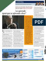 Entrevista a Ken Robinson