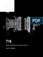 Heavy-duty Gas Turbine T16