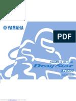 Yamaha Dragstar Xvs250 Uputstvo Manual