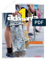 Adomania Y7 Textbook