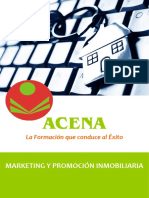 Marketing y promoción inmobiliaria