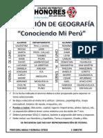 Exposiciones Geografia 5to Primaria