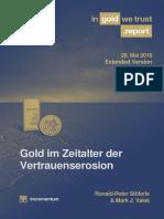 In Gold We Trust Report 2019 - Deutsch (Extended Version)