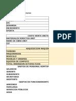 Eff Proyectado - Inversion- VPN-WACC (1)