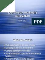 Solar Earth Atm