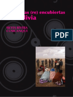 Violencias (Re)Encubiertas en Bolivia