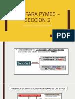Niif Para Pymes – Seccion 2