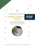 Cuaderno de ejercicios Traning Conecta con tu Blog D_a 3.pdf