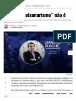 """O que o """"bolsonarismo"""" não é – Conexão Política.pdf"""