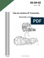 Caja de Cambios ZF Transmatic
