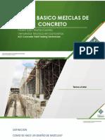 Diseño Basico de Mezclas de Concreto de Cemento Hidraulico