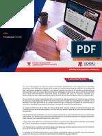 Brochure Docencia Superior