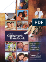 Caregivers Handbook April 2018 Web