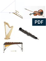 instrumentos sinfonicos