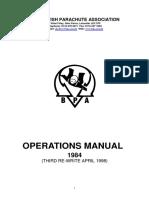Operations Manual February 2019