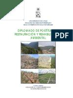 Diplomado Restauraci n y Rehabilitaci n Ambiental 2012a