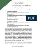 Desafios Da Educacao Brasileira No Seculo XXI Uma Visao Dos Gestores