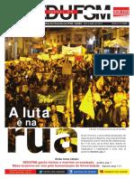 Jornal Da SEDUFSM Abril e Maio 2019