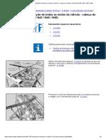 11 34 715 Substituição de Todas as Molas Da Válvula - Cabeça Do Cilindro Removida (N40 _ N42 _ N45 _ N46)