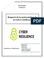 Cyber Resilience Final