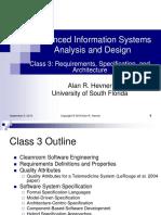Adv ISAD Class 3