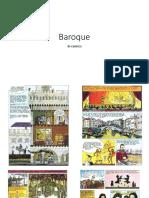 Baroque in Comics
