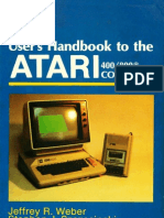 Users Handbook to the Atari