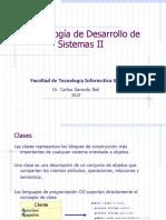 2.2 Diagrama de Clases ( 2015)