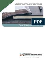 World Religions SS Teacher Guide