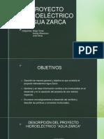 Proyecto Hidroeléctrico Agua Zarca