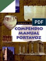 Compendio  Manual Portavoz - APOCALIPSIS + Contexto Bíblico, Listas y Ayudas Para el Estudio (Harold L. Willmington)