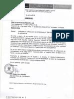 Carta Nº 146-2019-OSINFOR (Aprueba Fraccionamiento y Suspende Medidas Cautelares)