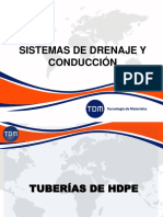 TDM SISTEMAS DE DRENAJE Y CONDUCCION.ppt