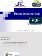 Redes Inalambricas SNCyT