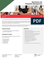 Aec Operation Management Courses PdfBrochure En