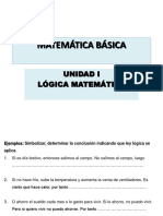 Unidad I-logica