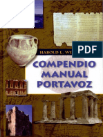 Compendio Manual Portavoz - JUDAS (Harold L. Willmington)