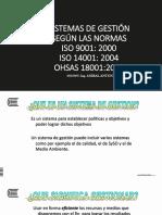 05 Sistema de Gestión Segun Las Normas Internacionales