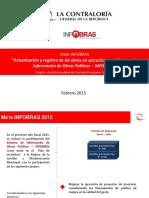 g.l. - Plan de Incentivos Taller Actualizacion Infobras