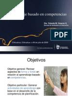 Aprendizaje Basado en Competencias[1]