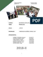 Tracklog Informe PDF