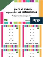 Descripcion Muñecos II
