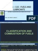 Lecture - 8 Classification of Fuels
