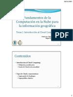 Tema 1. 2013 Introduccion Al Cloud Computing