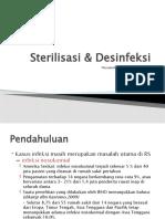 Sterilisasi & Desinfeksi RS Unhas