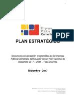Modelo de Plan Estrategico de Una Industria Cementera Ecuador