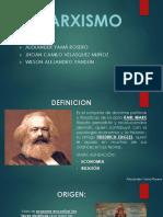 El MARXISMO 5.0