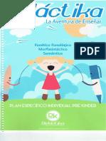 374798007 Didactika Especifico Pre Kinder PDF